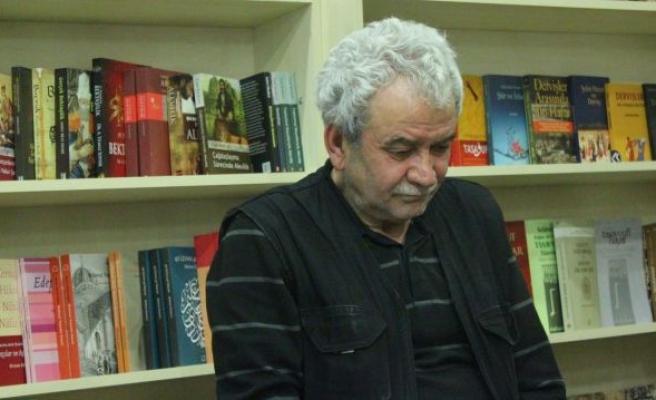 Mustafa Özdamar Balaban Tekkesi'nde