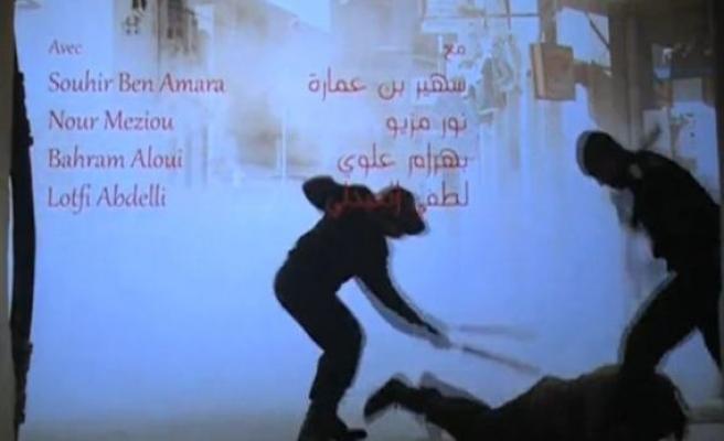Tunus'ta 'Arap Baharı' filmi (Video Haber)