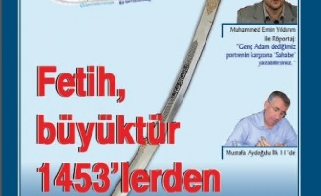 Nevşehir'den çıkıyor Genç Adam'ın sesi