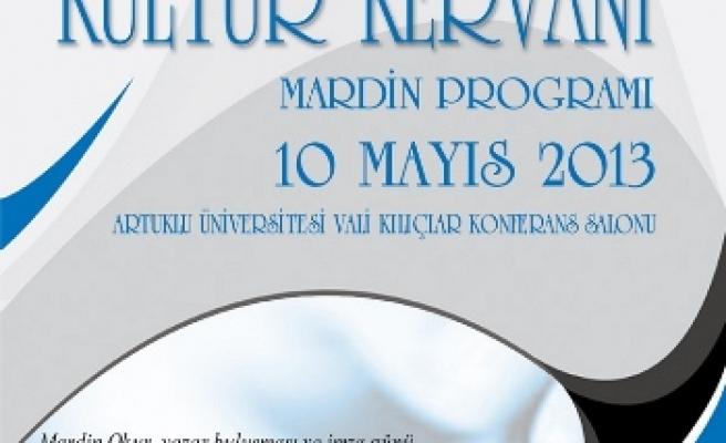 Kültür Kervanı Mardin'de