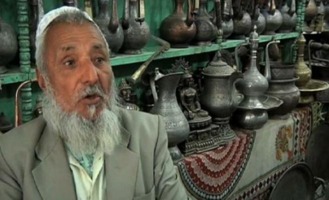 Kabil Antikacılar Çarşısı'nda bir gün (Video Haber)