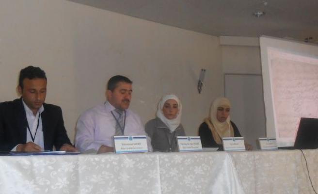 Osmanlı üniversitesinin mantık fakültesi Kilis