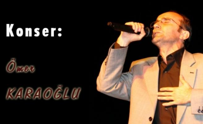 Ömer Karaoğlu Nevşehir'de