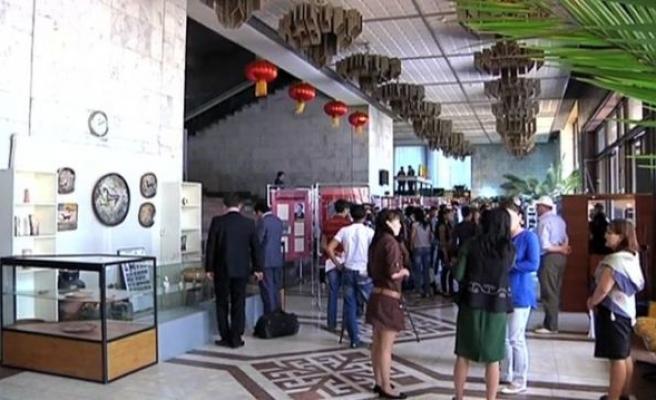 Kırgız tarihi Bişkek'te bu müzede (Video Haber)