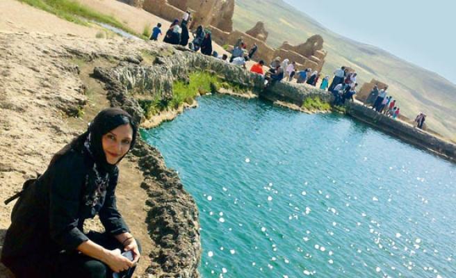 Nazan Bekiroğlu bu, Doğu'nun yedinci kızı!