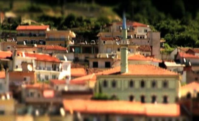 İskeçe'nin medâr-ı iftiharı köy (Video Haber)
