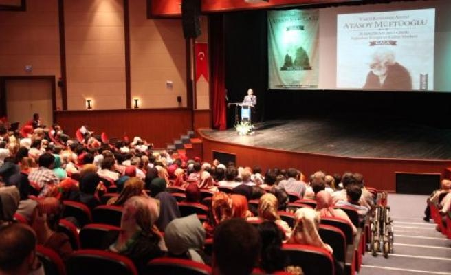 Dostları Atasoy Müftüoğlu'nu anlattı