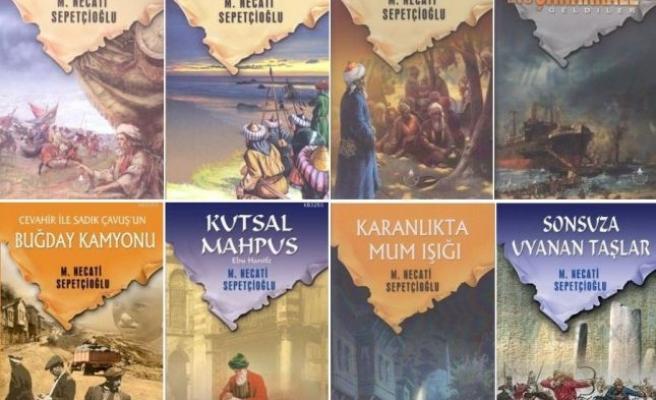 Sepetçioğlu romanları bu milletin hafıza kaydı