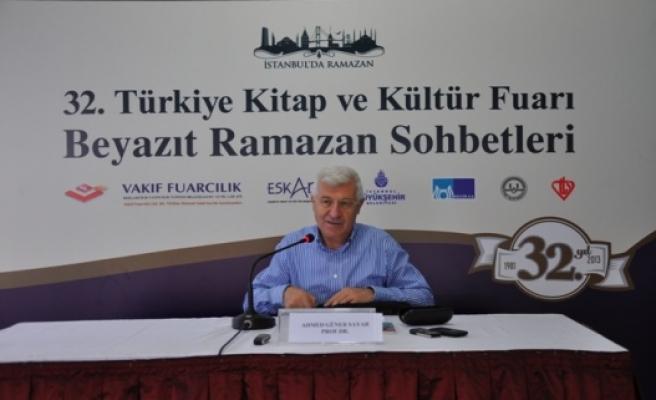 İstanbul'un Ramazan'ı bir medeniyetti