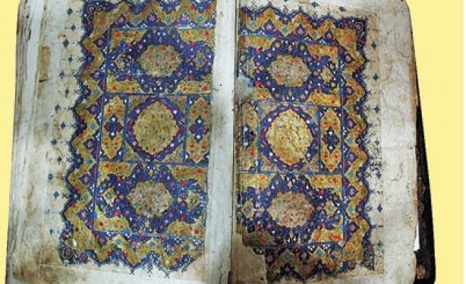 Sultanahmet'te mushaf-ı şerif sergisi