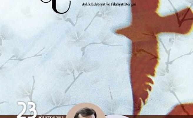 İtibar'ın Ağustos sayısı çıktı