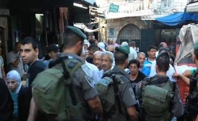 Kudüs bayrama hazırlanıyor (Video Haber)