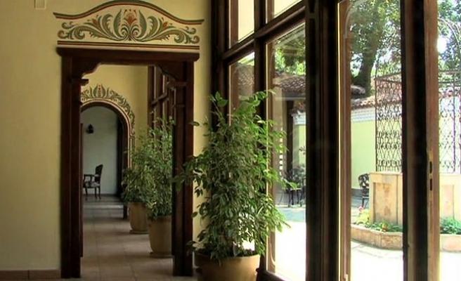 Filibe Mevlevihanesi lokanta oldu (Video Haber)