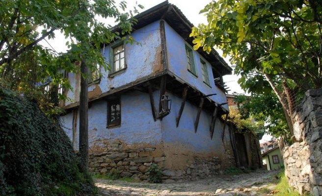 Bursa'nın tarihî Kızık köyleri tehlikede