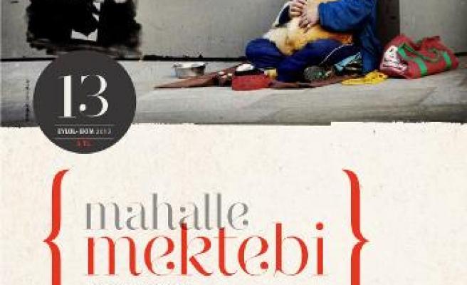 Mahalle Mektebi'nin 13. sayısı çıktı!