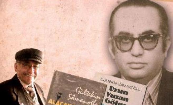 Gültekin Sâmanoğlu unutulmadı