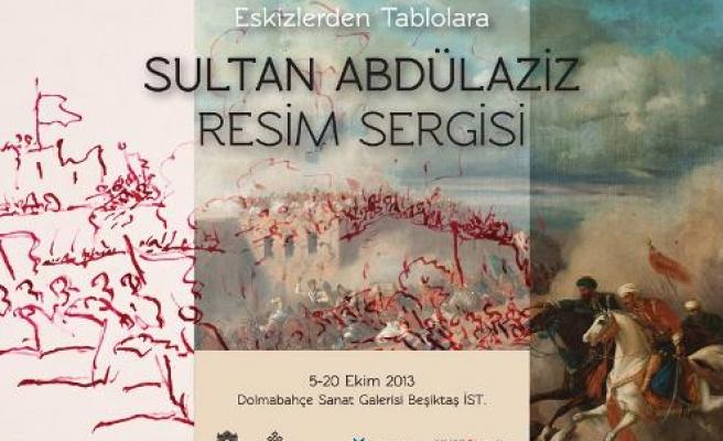 Ressam Abdülaziz'i nasıl bilirdiniz?