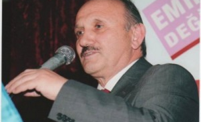Cezmi Bayram Türk Ocağı'nda