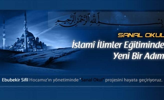 İslamî ilimler eğitiminde yeni bir adım