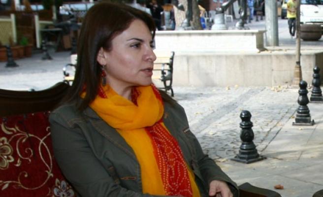 Fadime Özkan Bursa'da