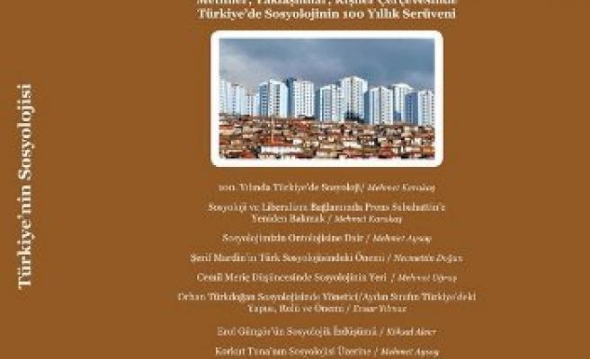 9. sayı Türkiye'nin Sosyolojisi