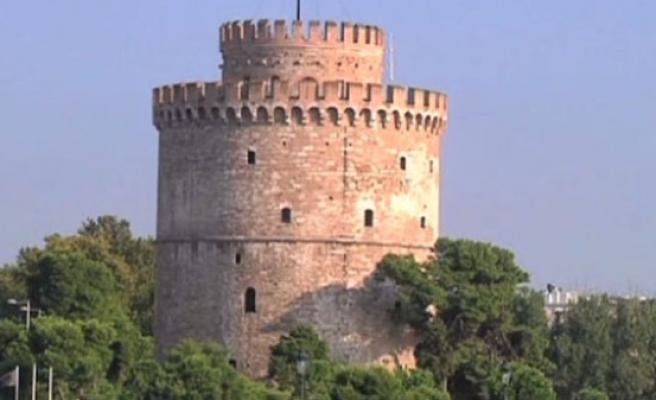Selanik'i Osmanlı eserleri süslüyor (Video Haber)
