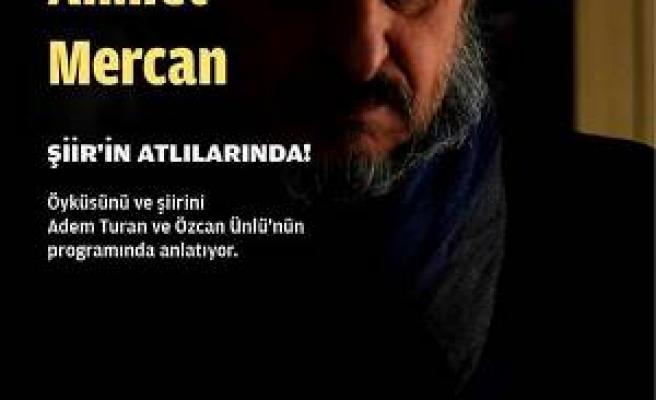 Şiirin Atlıları 'Nariyan' şairini ağırlıyor
