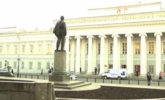 Kazan Üniversitesi, Avrasya'nın en iyisi  (video)