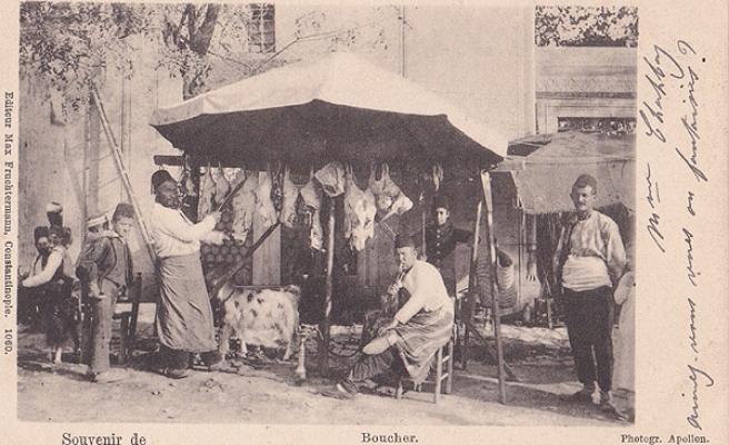 Kartpostallarla Osmanlı'dan insan manzaraları