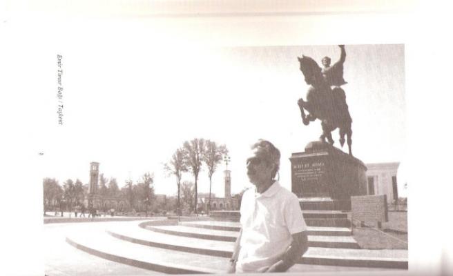 Timur'un şehri Taşkent'in nabzını tuttu