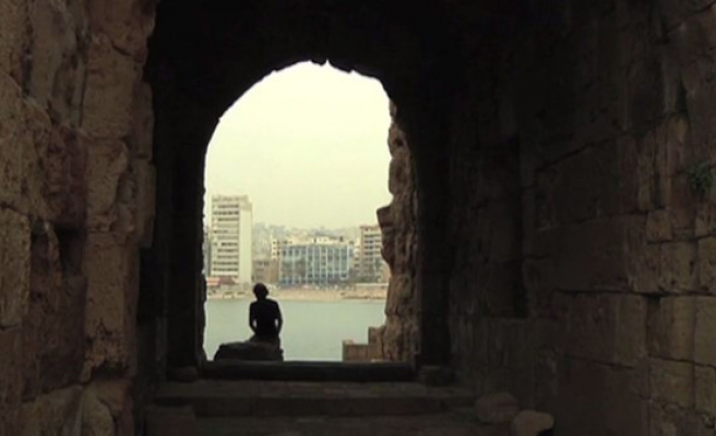 Sayda Kalesi 800 yıldır ayakta (video)