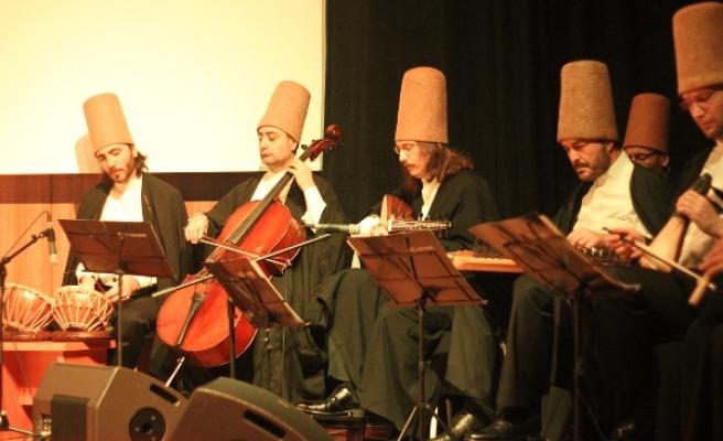İTİCÜ'de Şeb-i Arus töreni yapıldı