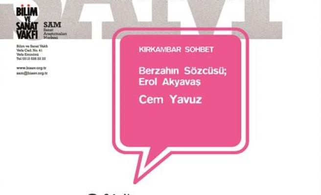 Cem Yavuz Erol Akyavaş'ı anlatacak