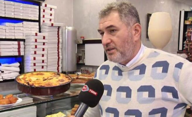 Türk ve Makedonların ortak lezzeti: Kaymaçina (video)