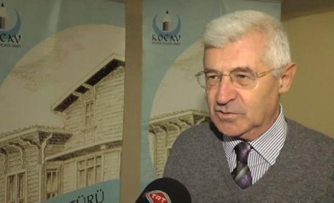 KOCAV'lı öğrenciler Sabri Ülgener'i anlattı (video)