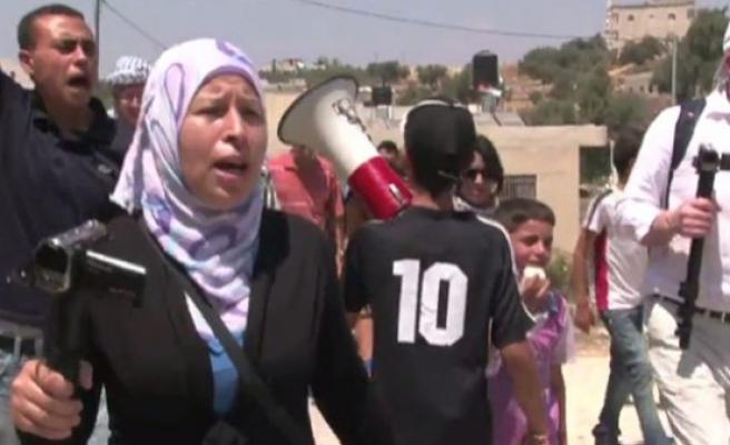 Filistinlilerin o acısı belgesel film oldu (video)