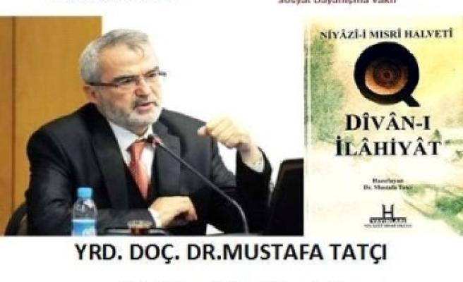 Mustafa Tatçı Ankara'da