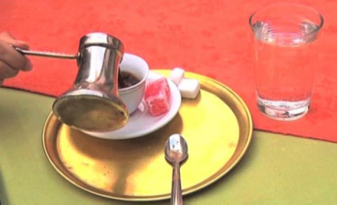 Osmanlı coğrafyası kahve tiryakisi (video)
