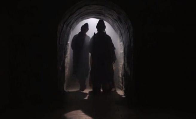Yunus Emre'nin manevi yolculuğu bu filmde