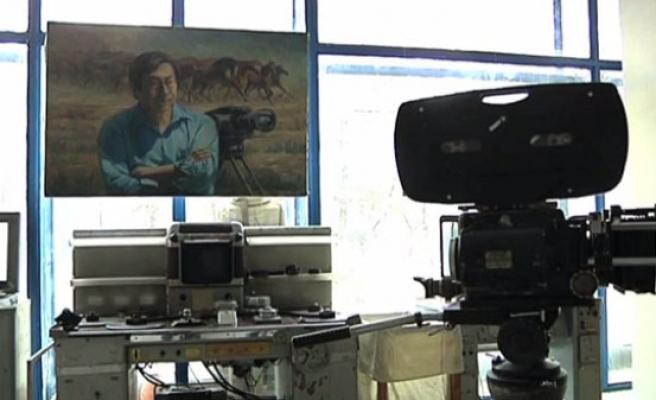 Kırgızistan'ın sinema tarihi bu müzede gizli (video)