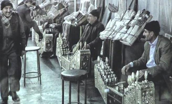 Gançev, İstanbul'un hüznünü fotoğrafladı (video)