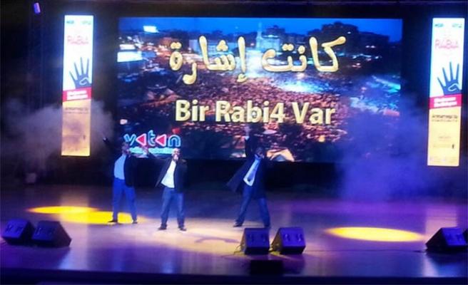 Bir Rabia Vardı opereti seslendirildi
