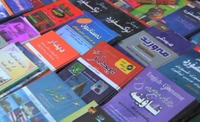 Iraklı Kürtler Türkçe öğreniyor (video)