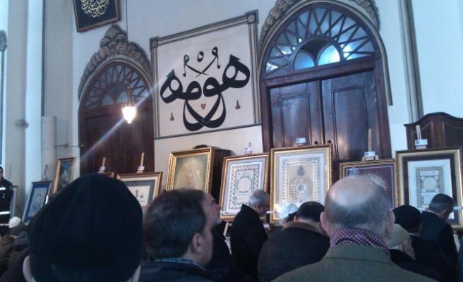 Klasik sanatlar Bursa'dan yürüyüşe başladı