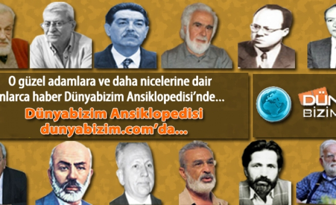 Dünyabizim Ansiklopedisi açıldı