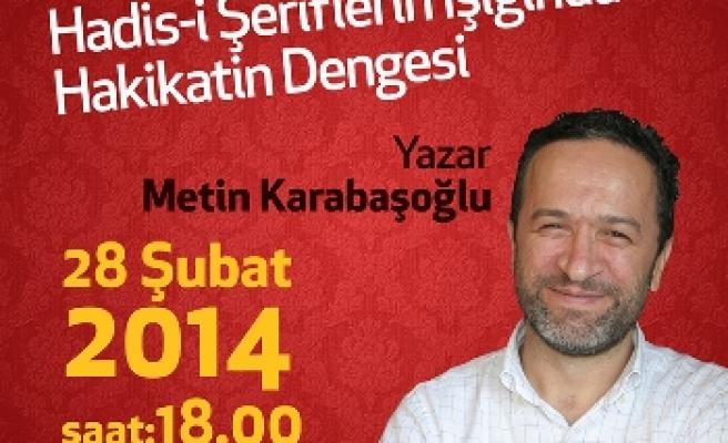 Karabaşoğlu Genç Akademi'de