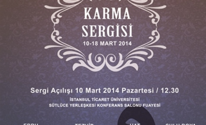 Klasik Türk İslam Sanatları Karma Sergisi