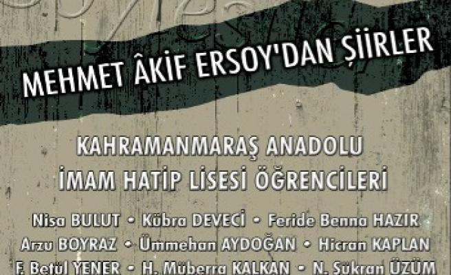 Mehmet Âkif Ersoy'dan şiirler