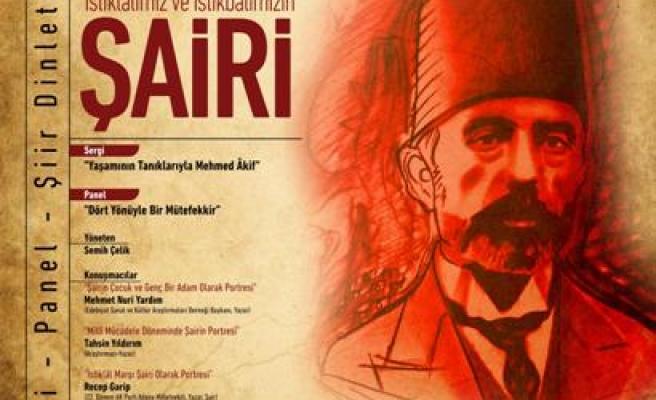 Mehmed Âkif Beylikdüzü'nde anılacak
