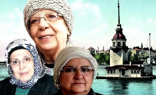 Üsküdar o İstanbul hanımefendilerini ağırladı